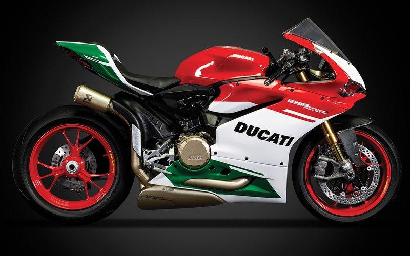 POCHER Ducati 1299 Panigale R Final Edition 1:4