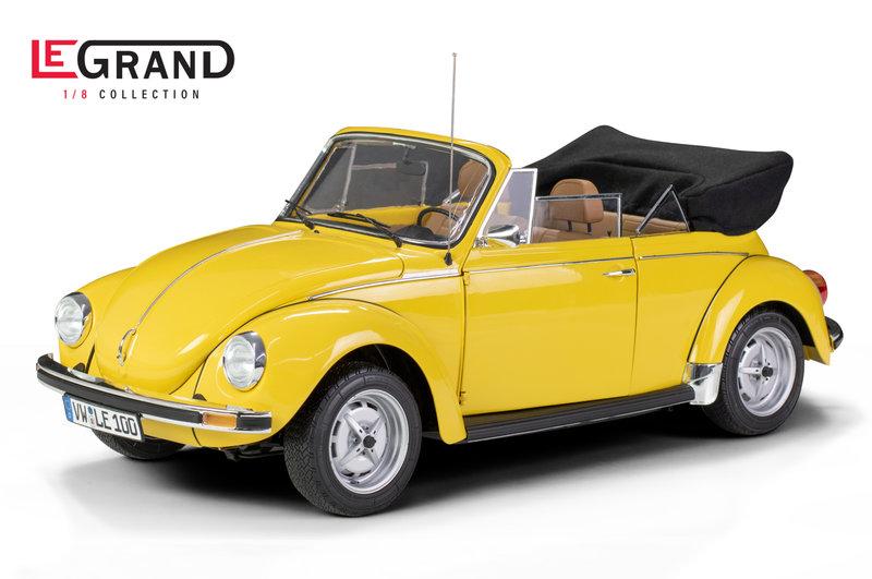 LE100 LEGRAND Käfer Cabrio Bausatz 1/8