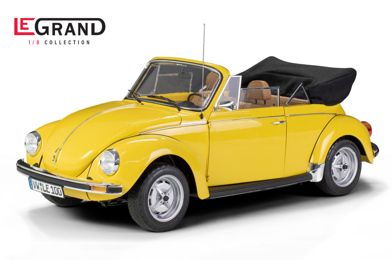 LE100 LEGRAND Bettle Convertible kit 1/8