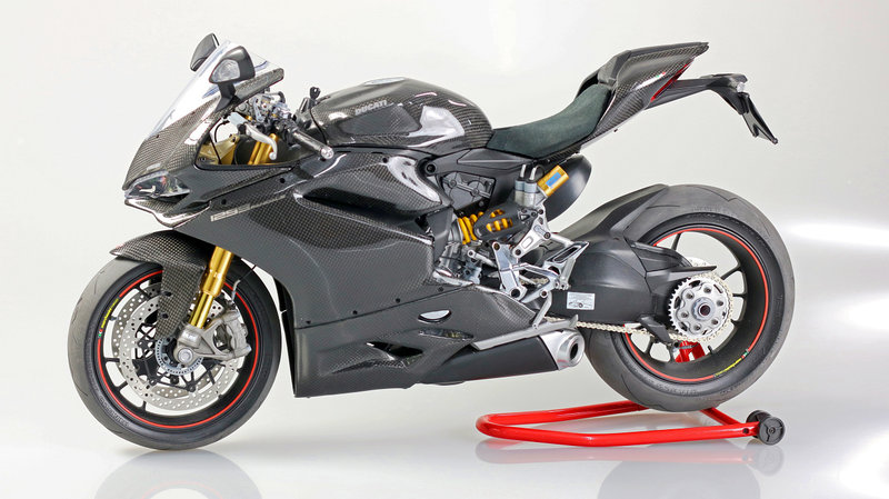 LC Ducati Superbike 1299 Panigale S 1:4 EDITION CARBON